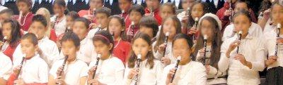 Флейта с клавишами