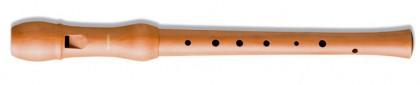 Деревянная блок-флейта