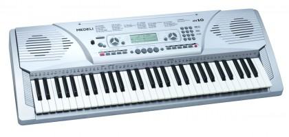 Бюджктный синтезатор medeli m10
