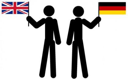 Британец и немец